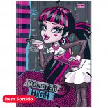 Pasta com elástico Monster High