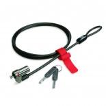 MicroSaver® DS Trava Ultrafina com Cadeado - Kensington