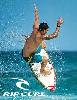 Banner menu Surf