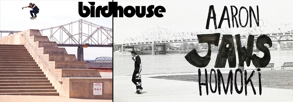 Banner Birdhouse