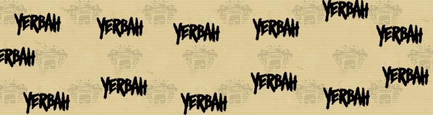 Banner Yerbah