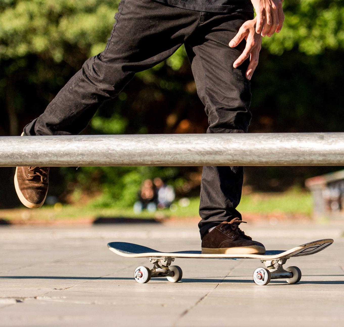 Imagem - Qual o Melhor T�nis para se Andar de Skate?