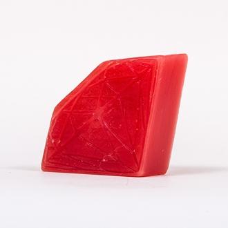 Imagem - VELA DIAMOND HELLA SLICK WAX RED - 18275