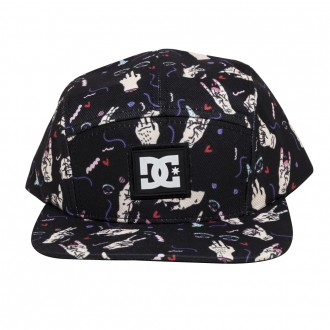 Imagem - BONÉ DC SHOES 5PANEL BREAK SNAPBACK - 12481505