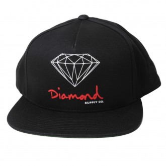 Imagem - BONÉ DIAMOND OG SIGN SNAPBACK - 11081109