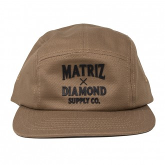 Imagem - BONÉ DIAMOND X MATRIZ SKATE STRAPBACK - 16271613