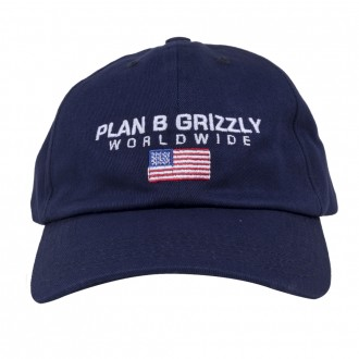 Imagem - BONÉ GRIZZLY x PLAN B WORLDWIDE DAD STRAPBACK - 16222003