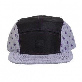 Imagem - BONÉ HOCKS ROLE FIVE PANEL STRAPBACK - 17580111