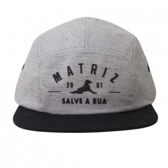 BONÉ MATRIZ SALVE FIVE PANEL