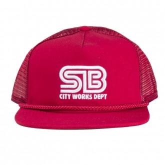 Imagem - BONÉ NIKE SB CITY WORKS TRUCKER - 16160206