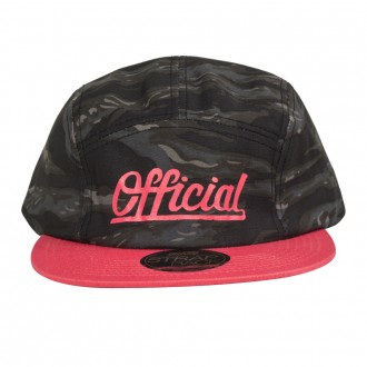 Imagem - BONÉ OFFICIAL NEVER BEEN 5PANEL STRAPBACK - 16351303