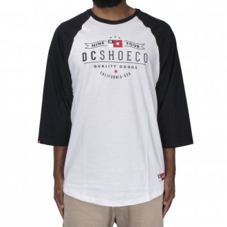 Imagem - CAMISETA RAGLAN DC SHOES CORE FLAG - 16150310