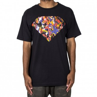 Imagem - CAMISETA DIAMOND PAINTED DIAMOND - 17390913