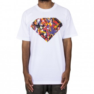 Imagem - CAMISETA DIAMOND PAINTED DIAMOND - 17250912