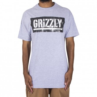 Imagem - CAMISETA GRIZZLY HOT BOX LOGO - 13042612