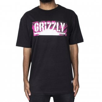 Imagem - CAMISETA GRIZZLY TIE DYE BOX LOGO BIG - 13483008