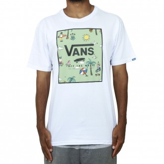 Imagem - CAMISETA VANS PRINT BOX PARTY - 16051302