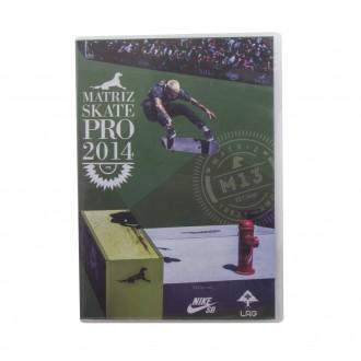 Imagem - DVD MATRIZ SKATE PRO 2014 - 13461309