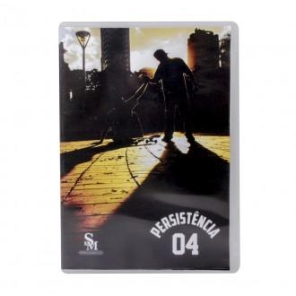 Imagem - DVD SIMPLESMENTE PERSITÊNCIA 04 - 18002010