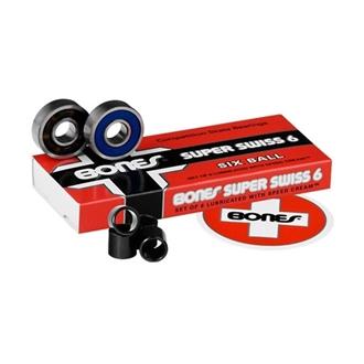 Imagem - ROLAMENTO BONES SUPER SWISS 6 - 278629