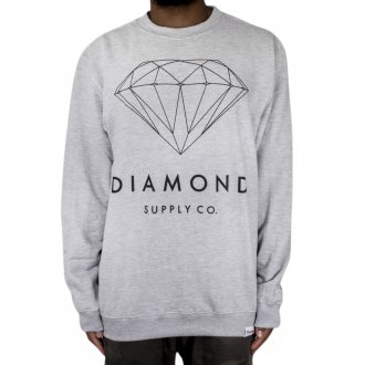 Imagem - MOLETOM DIAMOND BRILLIANT CREWNECK -  14230307