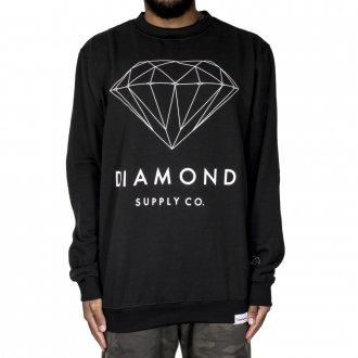 Imagem - MOLETOM DIAMOND BRILLIANT CREWNECK - 14580307