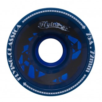 Imagem - RODA FLYING BLUE 72MM - 17371609