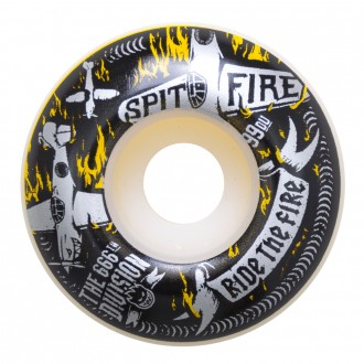 Imagem - RODA SPITFIRE CRASH & BURN 51MM - 17511508