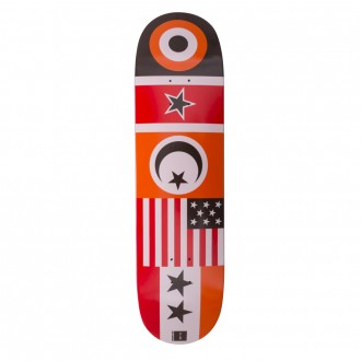 Imagem - SHAPE CHOCOLATE KENNY FLAG 8.125