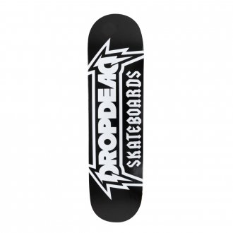 Imagem - SHAPE DROP DEAD METALICA BLACK 7.9