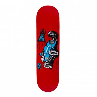 Imagem - SHAPE DROP DEAD RIDE FASTEST RED 8.0