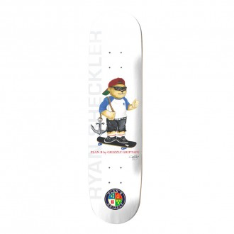 Imagem - SHAPE PLAN B x GRIZZLY SHECKS 8.25
