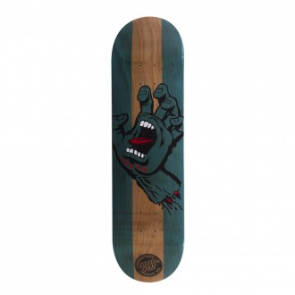 Imagem - SHAPE SANTA CRUZ STAINED HAND 8.375