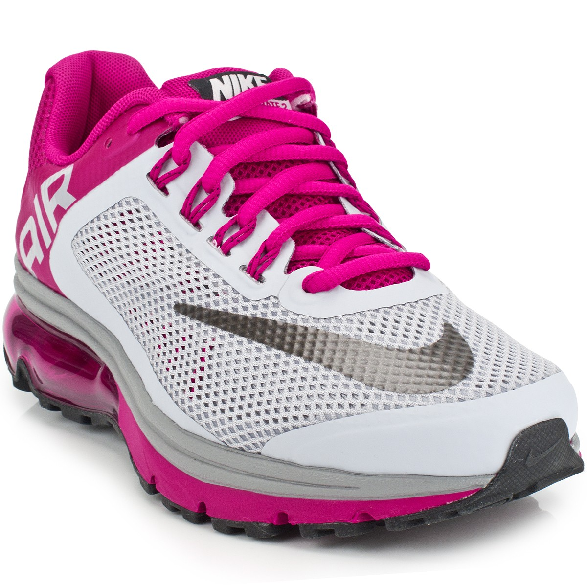 newest collection a94c7 84100 ... Tênis Nike Air Max Excellerate+ 2 - Preto+Chumbo  air max excellerate 2  feminino . ...