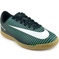 Chuteira Nike Mercurial Vortex III IC Jr 831953