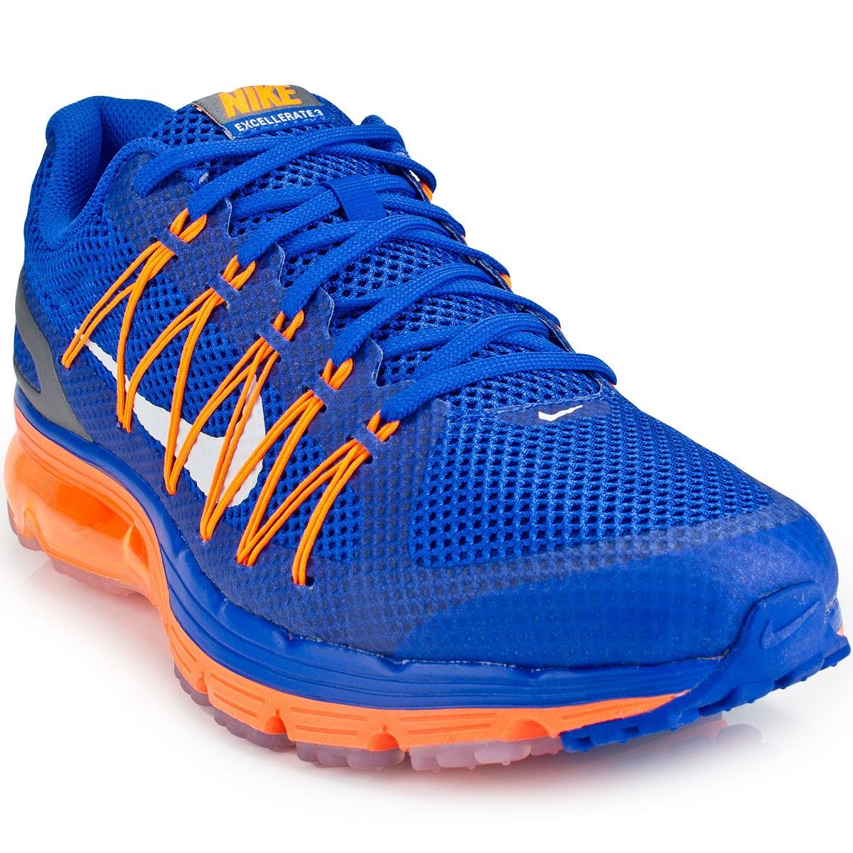 best sneakers be088 0057d ... tênis nike air max excellerate 3 laranja .. ...