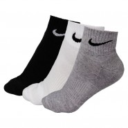 Kit Meia Nike Performance Cotton