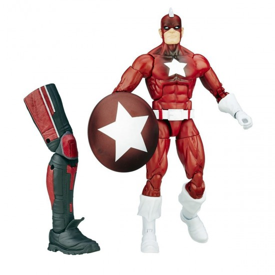 Boneco Red Guardian - Captain America - Marvel Legends Series - Hasbro