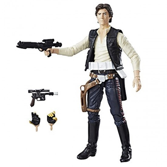 Boneco Han Solo - Star Wars - 40th Anniversary - Hasbro