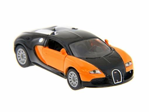 Bugatti: EB 16.4 Veyron - 1:55
