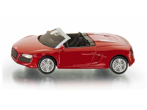 Audi: R8 Spyder - Vermelho- 1:55