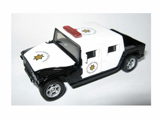 Hummer: Policia - 1:55