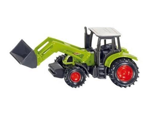 CLASS: Ares Trator Agrícola com Carregador Frontal - HO