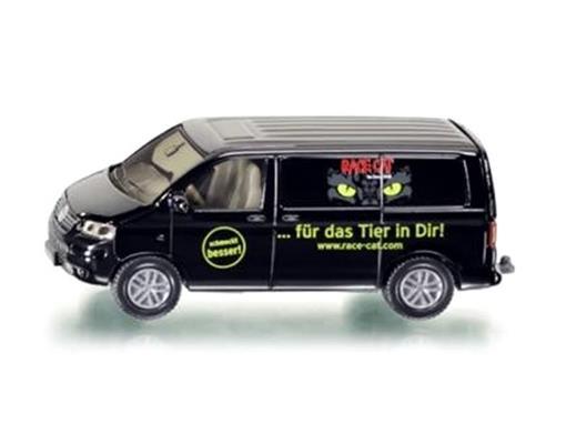 Volkswagen: Transporter - Preto - 1:55