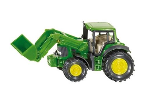 John Deere: Trator Agrícola com Carregador Frontal - HO