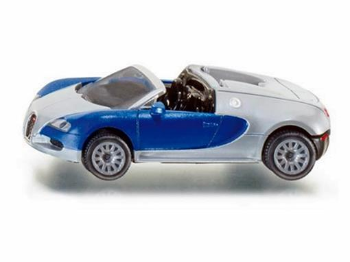 Bugatti: Veyron Grand Sport - 1:55