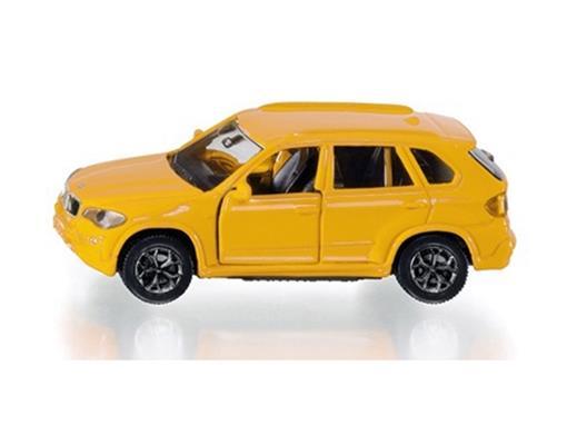 BMW: X5 - Amarela - 1:55