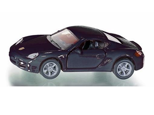 Porsche: Cayman - Preta - 1:55