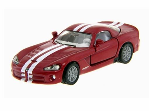 Dodge: Viper - Vermelho - 1:55