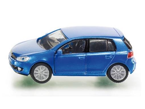 Volkswagen: Golf 6 - Azul - 1:55